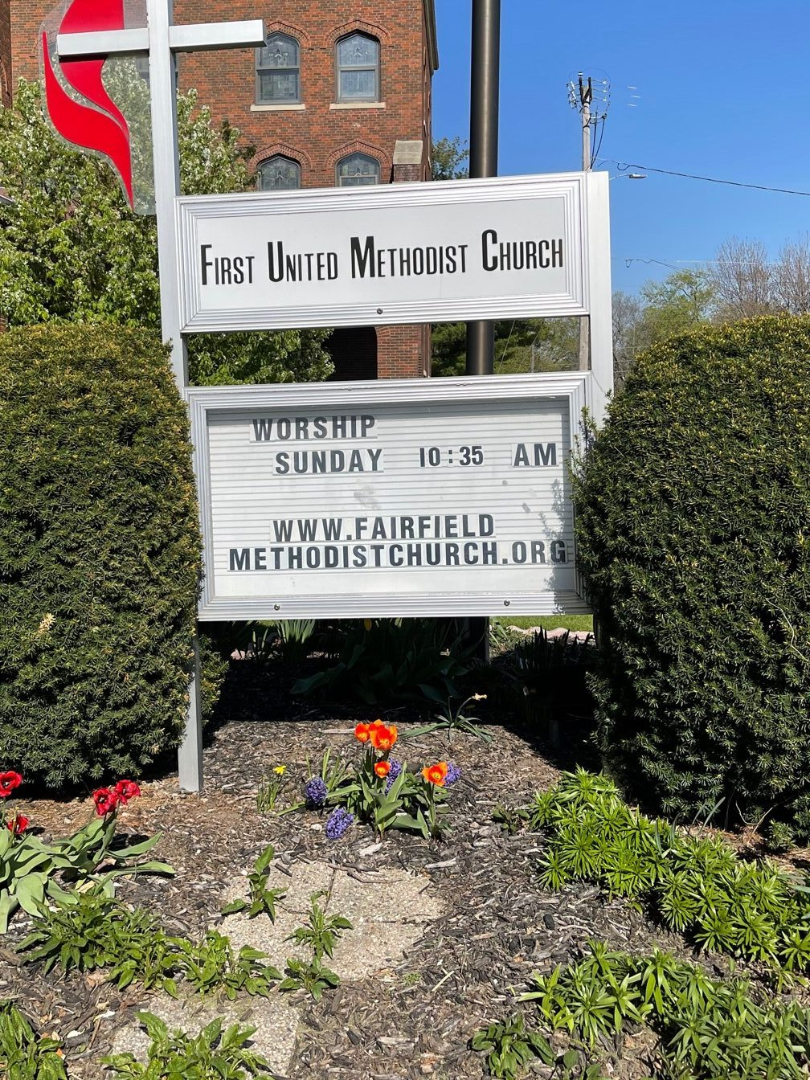 Fairfield First United Methodist Church